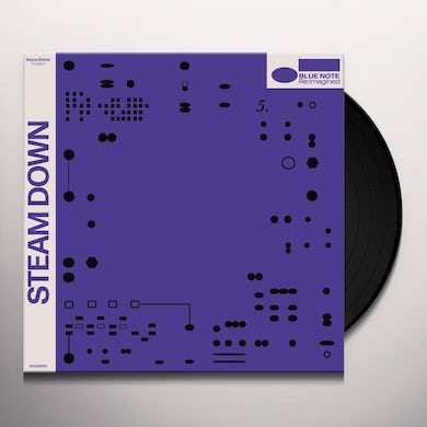 Steam Down / Afronaut Zu / Yazmin Lacey BLUE NOTE RE:IMAGINED: ETCETERA / I'LL NEVER STOP Vinyl Record