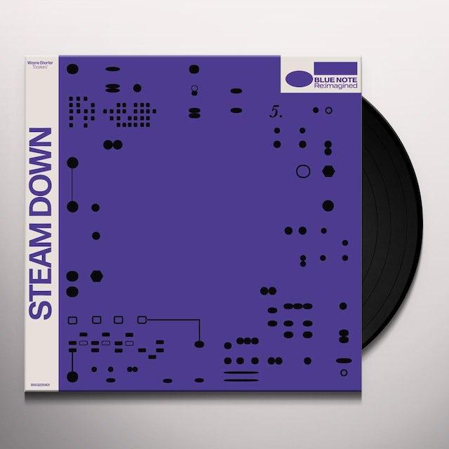 Steam Down / Afronaut Zu / Yazmin Lacey
