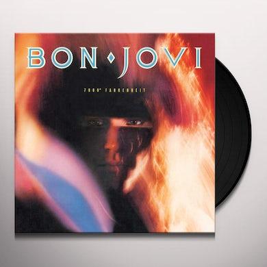 Bon Jovi 7800 FAHRENHEIT Vinyl Record
