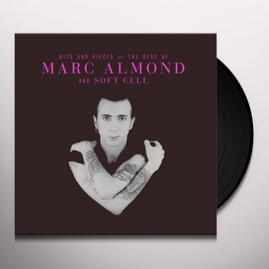 Marc Almond HITS & PIECES: BEST OF MARC ALOND & SOFT CELL Vinyl Record