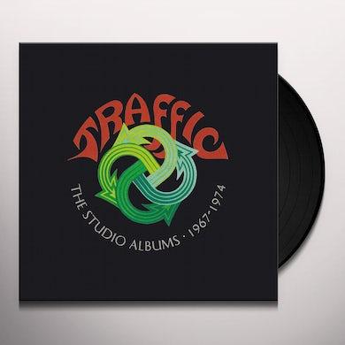 STUDIO RECORDINGS 1967-74 Vinyl Record