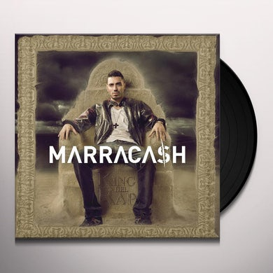 Marracash KING DEL RAP Vinyl Record
