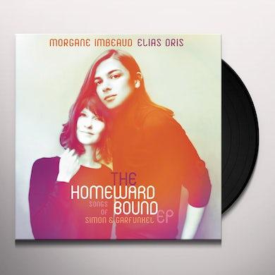 Morgane Imbeaud HOMEWARD BOUND: SONGS OF SIMON & GARFUNKEL Vinyl Record