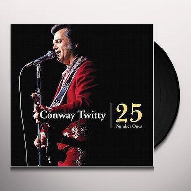 25 Number Ones (2 LP) Vinyl Record