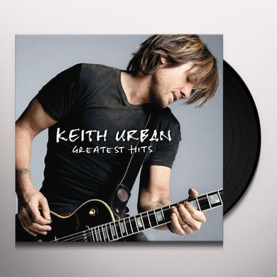 Keith Urban GREATEST HITS - 19 KIDS Vinyl Record