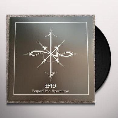 1349 BEYOND THE APOCALYPSE Vinyl Record