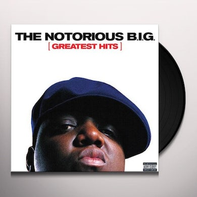 The Notorious B.I.G. GREATEST HITS Vinyl Record