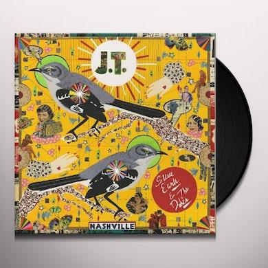 Steve Earle & The Dukes J.T. Vinyl Record