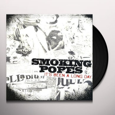 Smoking Popes IT'S BEEN A LONG DAY Vinyl Record