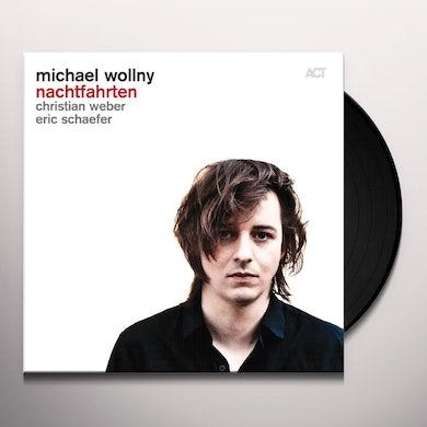 Michael Wollny NACHTFAHRTEN Vinyl Record