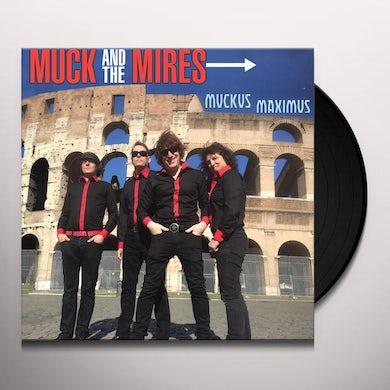 Muck & The Mires MUCKUS MAXIMUS Vinyl Record