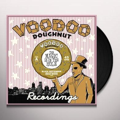 Dead Moon BLACK SEPTEMBER / FIRE IN THE WESTERN WORLD Vinyl Record