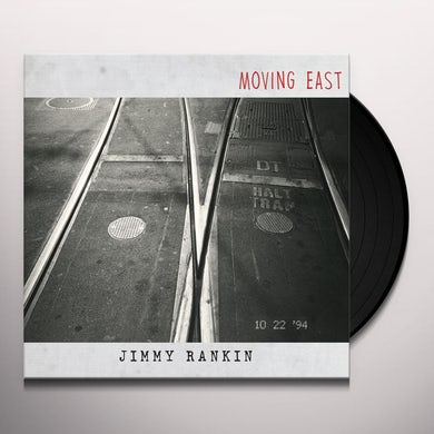 MOVING EAST Vinyl Record