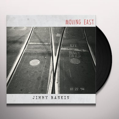 Jimmy Rankin MOVING EAST Vinyl Record