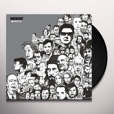 MAGNIFIQUE Vinyl Record