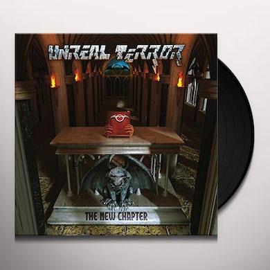 Unreal Terror NEW CHAPTER Vinyl Record