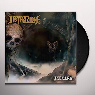 DISTRUZIONE INUMANA Vinyl Record