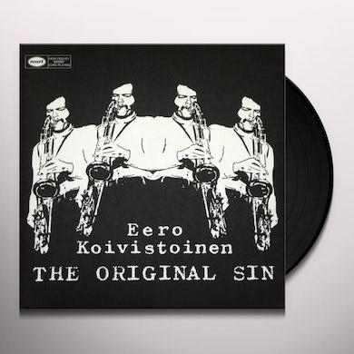 ORIGINAL SIN Vinyl Record
