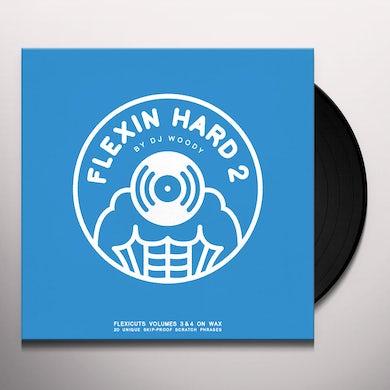 Dj Woody FLEXIN HARD 2 Vinyl Record