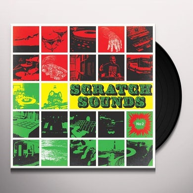 Dj Woody SCRATCH SOUNDS NO. 2 Vinyl Record