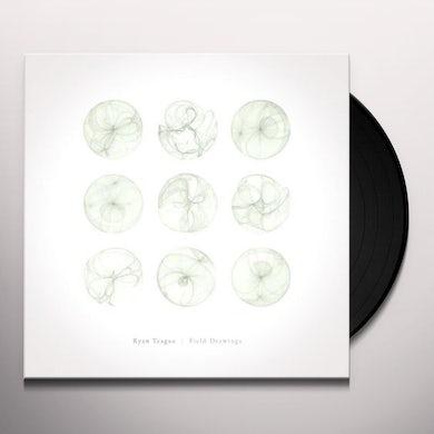Ryan Teague FIELD DRAWINGS Vinyl Record