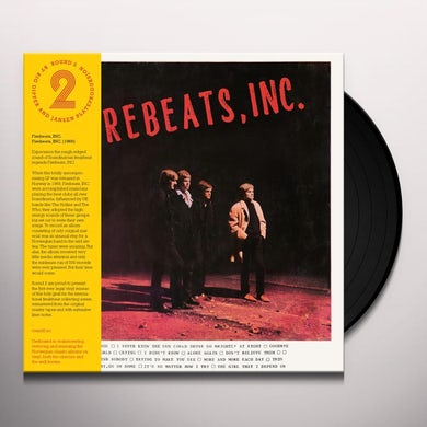 FIREBEATS INC Vinyl Record