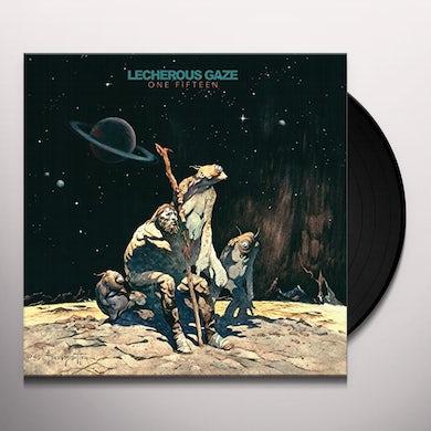 Lecherous Gaze ONE FIFTEEN Vinyl Record