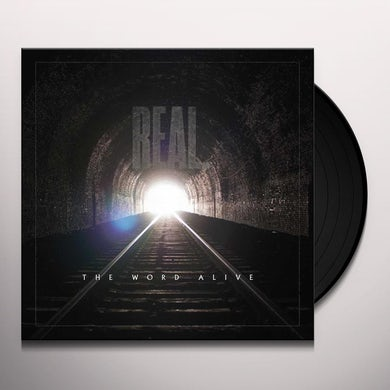 The Word Alive REAL Vinyl Record