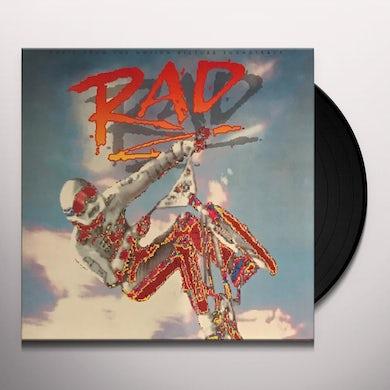 Various Artists RAD Original Soundtrack Vinyl Record