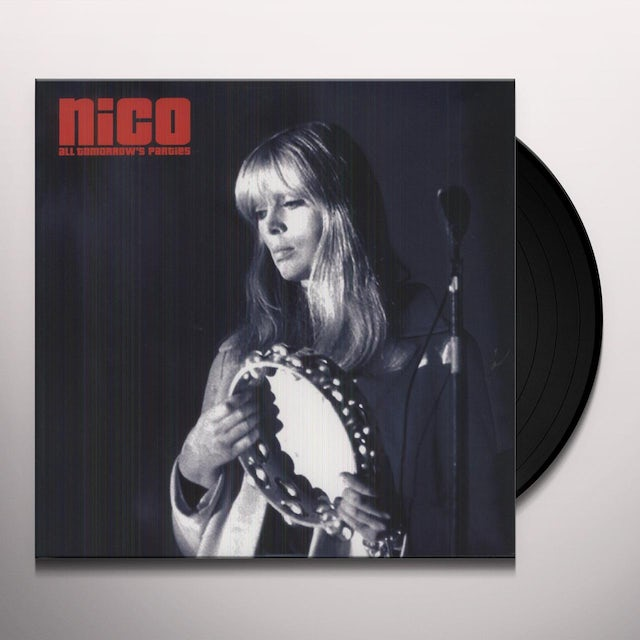Nico ALL TOMORROWS PARTIES Vinyl Record