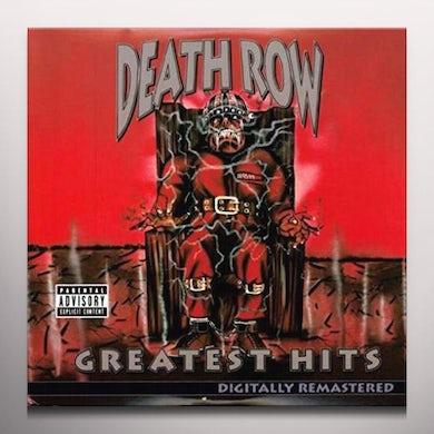Death Row's Greatest Hits DEATH ROW PRESENTS - DEATH ROW CHRONICLES / Original Soundtrack Vinyl Record