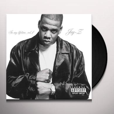 Jay Z VOLUME 1: IN MY LIFETIME Vinyl Record
