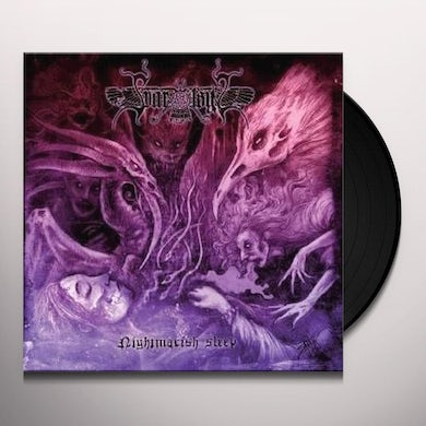 Svartsyn NIGHTMARISH SLEEP Vinyl Record
