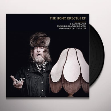 Ebbot Lundberg HOMO ERECTUS Vinyl Record