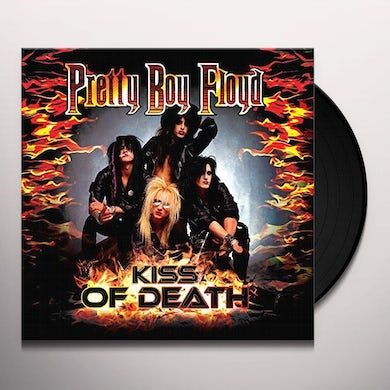 KISS OF DEATH - A TRIBUTE TO KISS Vinyl Record