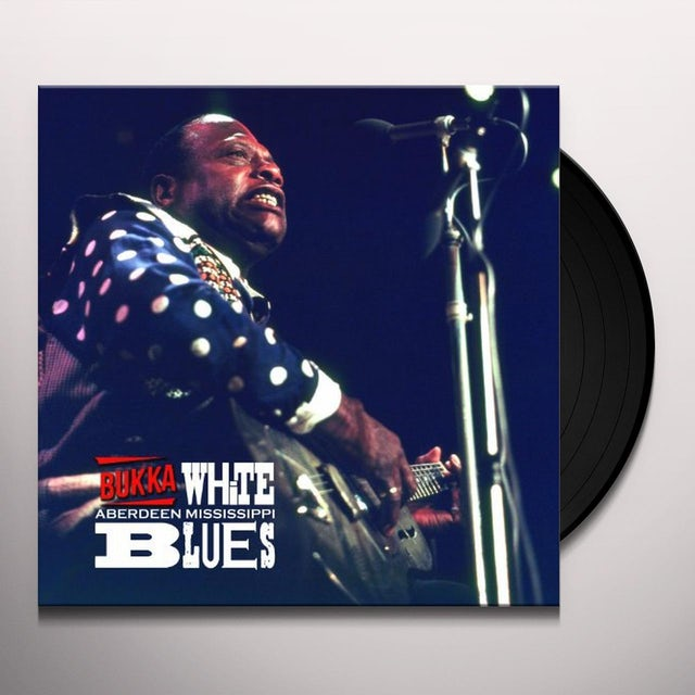 Bukka White ABERDEEN MISSISSIPPI BLUES Vinyl Record