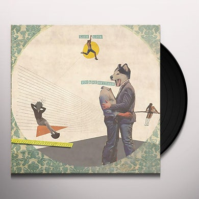 Lick Lick YOU & ME NEITHER Vinyl Record
