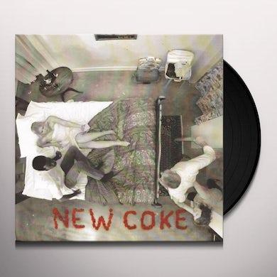 New Coke HE GOT STABBED IN THE THROAT Vinyl Record