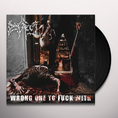 Dying Fetus WRONG ONE TO FUCK WITH Vinyl Record