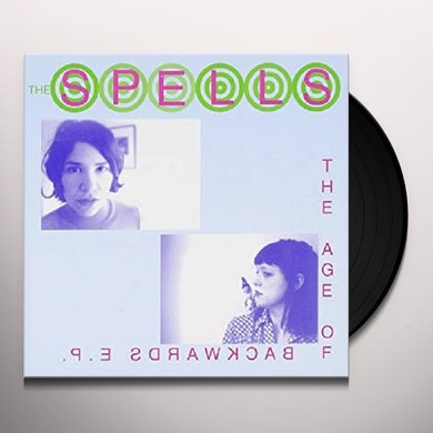 Spells The Age Of Backwards Vinyl Record