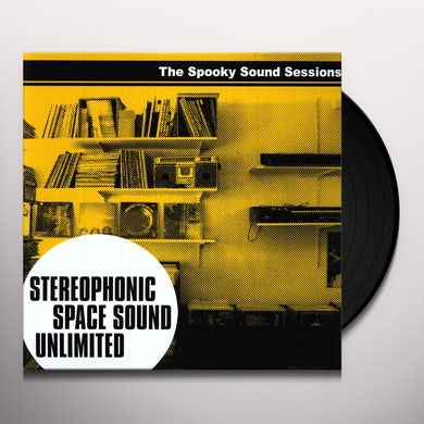 SPOOKY SOUND SESSIONS Vinyl Record