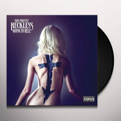 The Pretty Reckless GOING TO HELL (OGV) (Vinyl)