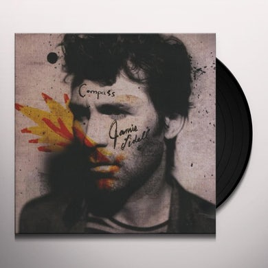 Jamie Lidell COMPASS Vinyl Record