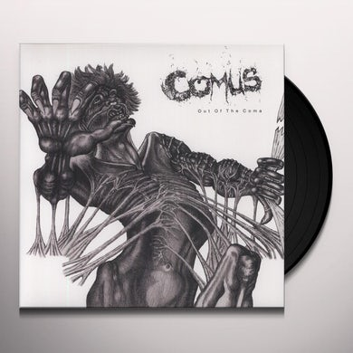 Comus OUT OF THE COMA Vinyl Record