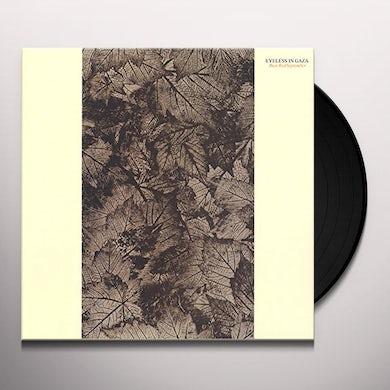 Eyeless In Gaza RUST RED SEPTEMBER Vinyl Record - UK Release