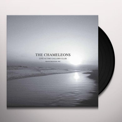 The Chameleons LIVE AT THE GALLERY CLUB Vinyl Record