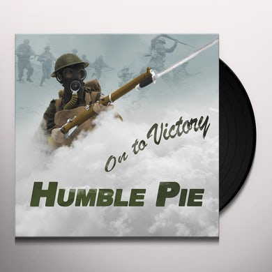 On To Victory Vinyl Record