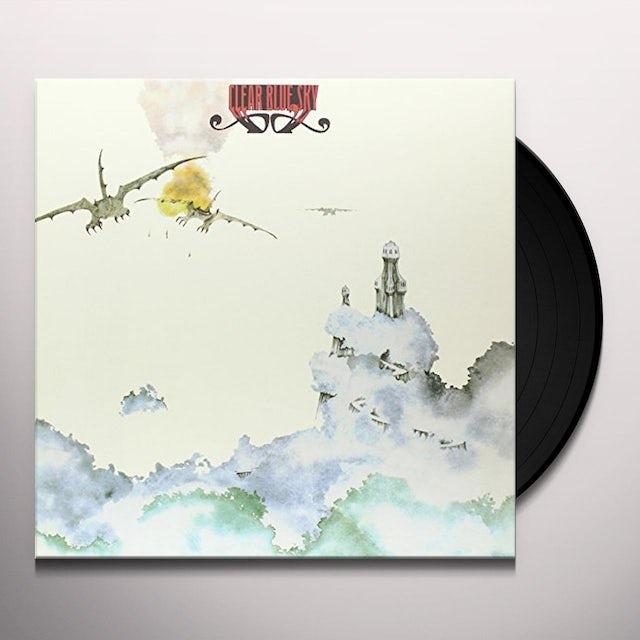 CLEAR BLUE SKY Vinyl Record