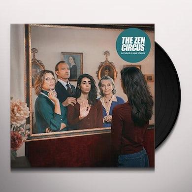 Zen Circus IL FUOCO IN UNA STANZA Vinyl Record