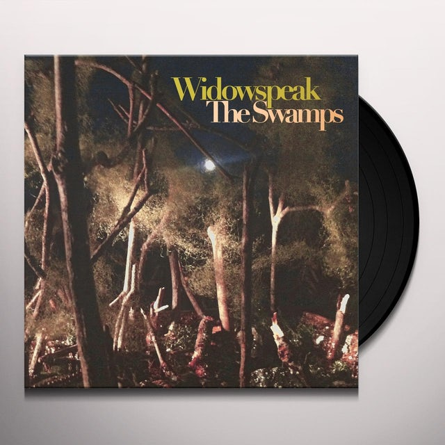 Widowspeak SWAMPS Vinyl Record